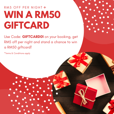 RM50 GiftCard